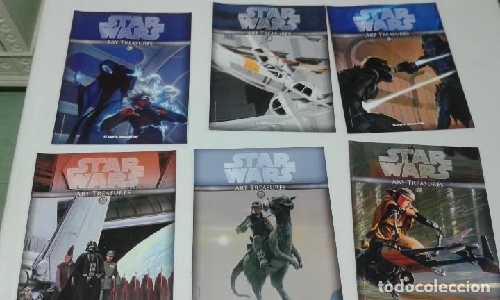 Figuras y Muñecos Star Wars: Ajedrez Star Wars. Art Treasures. Pieza única y extraordinaria. Guerra de las Galaxias. Planeta. - Foto 88 - 110230555