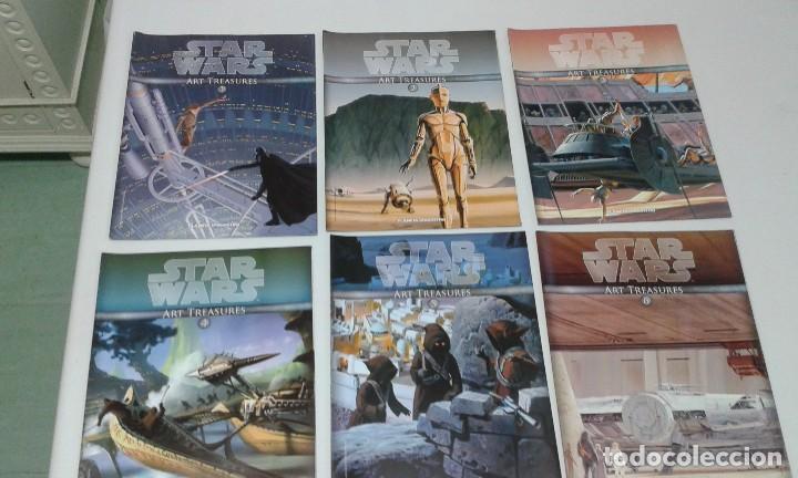 Figuras y Muñecos Star Wars: Ajedrez Star Wars. Art Treasures. Pieza única y extraordinaria. Guerra de las Galaxias. Planeta. - Foto 89 - 110230555