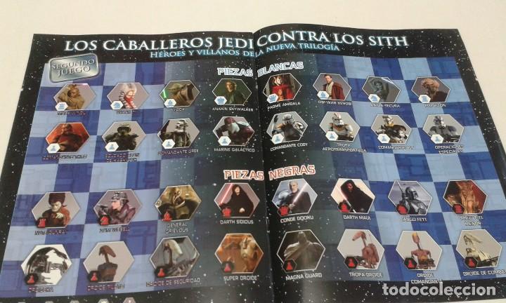 Figuras y Muñecos Star Wars: Ajedrez Star Wars. Art Treasures. Pieza única y extraordinaria. Guerra de las Galaxias. Planeta. - Foto 90 - 110230555