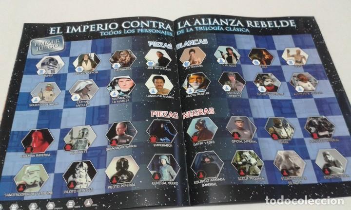 Figuras y Muñecos Star Wars: Ajedrez Star Wars. Art Treasures. Pieza única y extraordinaria. Guerra de las Galaxias. Planeta. - Foto 91 - 110230555