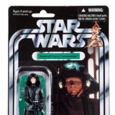 Figuras y Muñecos Star Wars: STAR WARS - IMPERIAL NAVY COMMANDER - HASBRO. Lote 110469571