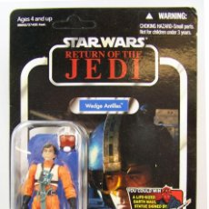Figuras y Muñecos Star Wars: STAR WARS RETURN OF THE JEDI - WEDGE ANTILLES - HASBRO. Lote 110470387
