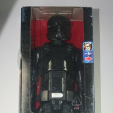Figuras y Muñecos Star Wars: STAR WARS ROGUE ONE FIGURA IMPERIAL DEATH TROOPER 30 CMS DISNEY HASBRO 2016. Lote 110473035