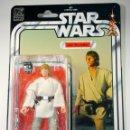 Figuras y Muñecos Star Wars: FIGURA STAR WARS STARWARS 40ANIVERSARIO 40TH ANNIVERSARY BLACK SERIES - LUKE SKYWALKER. Lote 139229584