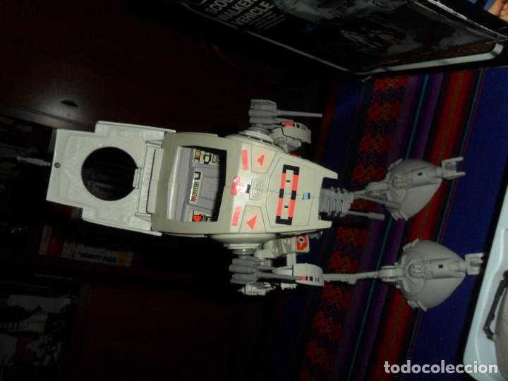 Figuras y Muñecos Star Wars: STAR WARS CATÁLOGO COMPLETO 1985 POCH PBP KENNER. SCOUT WALKER VEHICLE. MOTO JET SPEEDER BIKE CAJA. - Foto 10 - 110479723