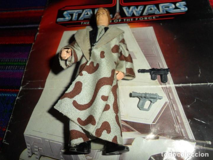Figuras y Muñecos Star Wars: STAR WARS CATÁLOGO COMPLETO 1985 POCH PBP KENNER. SCOUT WALKER VEHICLE. MOTO JET SPEEDER BIKE CAJA. - Foto 12 - 110479723