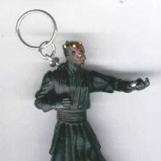Figuras y Muñecos Star Wars: LLAVERO STAR WARS - DARTH MAUL. Lote 110541790