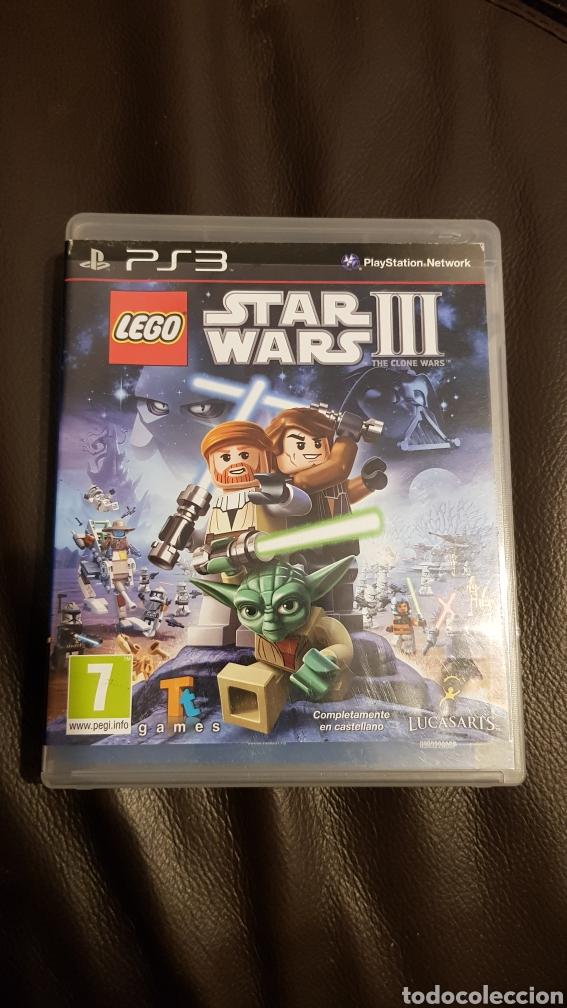 PS3 LEGO STAR WARS III (Juguetes - Figuras de Acción - Star Wars)