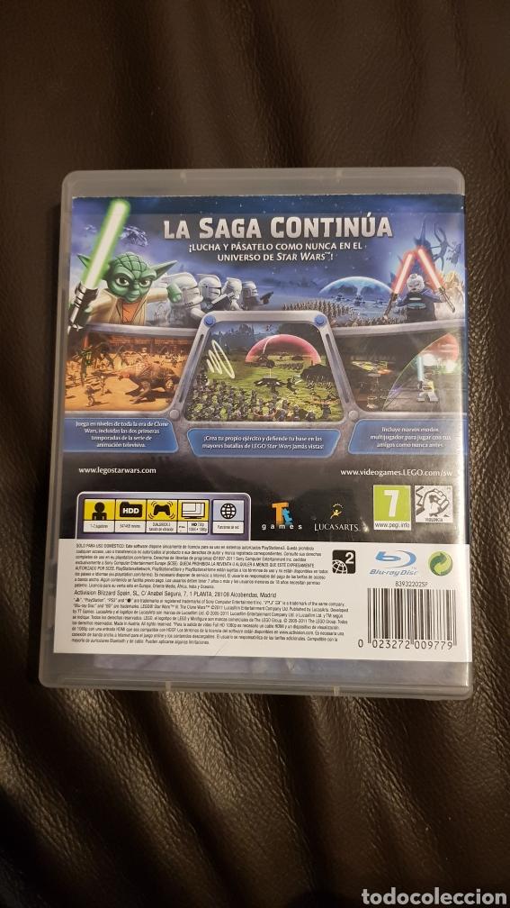 Figuras y Muñecos Star Wars: PS3 lego star wars III - Foto 2 - 110712362