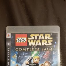 Figuras y Muñecos Star Wars: PS3 LEGO STAR WARS THE COMPLETE SAGA. Lote 147113636