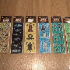 Figuras y Muñecos Star Wars: STAR WARS STICKERS EPISODE I PEGATINAS. Lote 189653210
