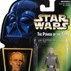 Figuras y Muñecos Star Wars: STAR WARS THE POWER OF THE FORCE - GRAND MOFF TARKIN - KENNER. Lote 110877195