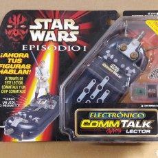 Figuras y Muñecos Star Wars: STAR WARS EPISODE I HASBRO COMMTALK 1999. Lote 110890224