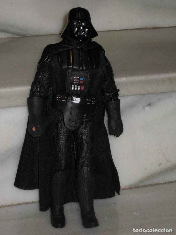 Figuras y Muñecos Star Wars: Star Wars. Dark Vader. Sin espada.30cm. - Foto 7 - 110921919
