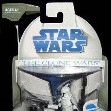 Figuras y Muñecos Star Wars: STAR WARS THE CLONE WARS - CLONE TROOPER - HASBRO. Lote 110973687