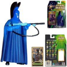 Figuras y Muñecos Star Wars: STAR WARS POWER OF THE JEDI - CORUSCANT GUARD - HASBRO. Lote 110988019