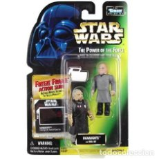 Figuras y Muñecos Star Wars: STAR WARS THE POWER OF THE FORCE - UGNAUGHTS - HASBRO. Lote 110993843
