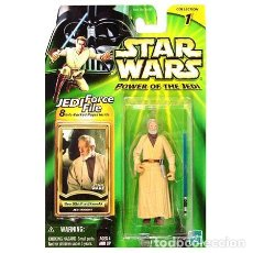 Figuras y Muñecos Star Wars: STAR WARS POWER OF THE JEDI - BEN KENOBI - HASBRO. Lote 111232495