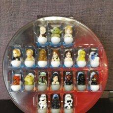 Figuras y Muñecos Star Wars: SPIN STAR WARS CARREFOUR . Lote 111271803