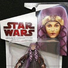 STAR WARS LEGACY COLLECTION - QUEEN AMIDALA - HASBRO