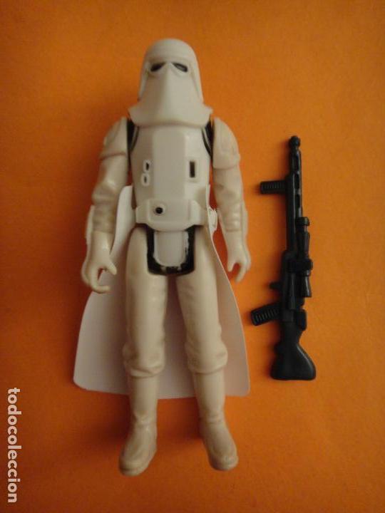 Vintage Star Wars Imperial Hoth Stormtrooper 1980 100/% Complete Original Kenner