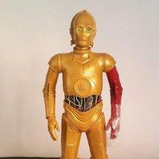 Figuras y Muñecos Star Wars: GIGANTE FIGURA C-3PO STAR WARS EPISODIO VII - 13,97 X 31,75 X (78,74 CM ALTO) NUEVO. Lote 111824259