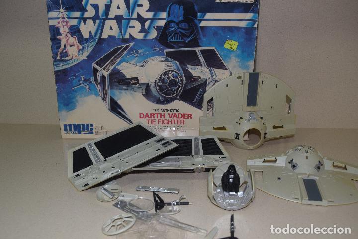 MAQUETA DE 1989 DE DARTH VADER (Juguetes - Figuras de Acción - Star Wars)