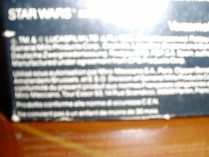 Figuras y Muñecos Star Wars: REBO BAND TRILOGO STAR WARS VINTAGE RETORNO DEL JEDI - Foto 10 - 93403775