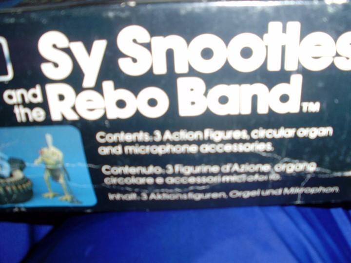 Figuras y Muñecos Star Wars: REBO BAND TRILOGO STAR WARS VINTAGE RETORNO DEL JEDI - Foto 14 - 93403775