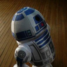 Figuras y Muñecos Star Wars: R2-D2 STAR WARS. DISNEY. MUÑECO DE TELA. ROBOT DE LUKE SKYWALKER, AMIGO C-3PO. Lote 112429887