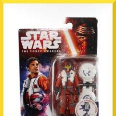 Figuras y Muñecos Star Wars: BLISTER STAR WARS POE DAMERON - HASBRO - DISNEY - B3449 - NUEVO. Lote 112451643