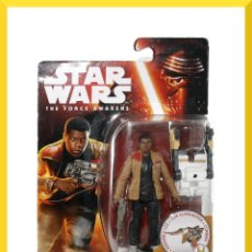 Figuras y Muñecos Star Wars: BLISTER STAR WARS FINN JAKKU - HASBRO - DISNEY - B3967 - NUEVO. Lote 112452039