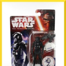 Figuras y Muñecos Star Wars: BLISTER STAR WARS FIRST ORDER TIE FIGHTER PILOT - HASBRO - DISNEY - B3450 - NUEVO. Lote 112453199