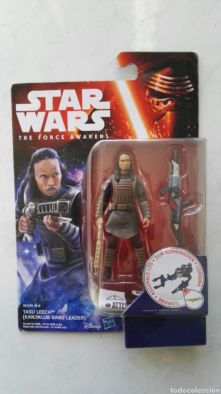 STAR WARS THE FORCE AWAKENS TASU LEECH FIGURA HASBRO (Juguetes - Figuras de Acción - Star Wars)