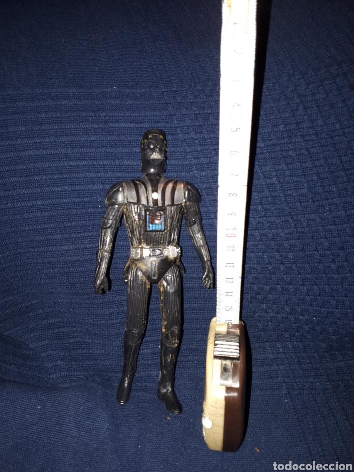 DARTH VADER FAKE BOOTLEG RARO 15 CM INCOMPLETO (Juguetes - Figuras de Acción - Star Wars)
