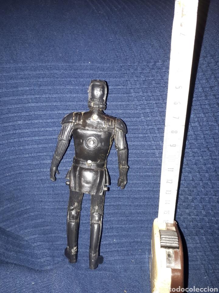 Figuras y Muñecos Star Wars: Darth vader fake bootleg raro 15 cm incompleto - Foto 2 - 112933071