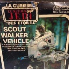 Figuras y Muñecos Star Wars: STAR WARS SCOUT WALKER VEHICLE MADE IN SPAIN . Lote 112997771