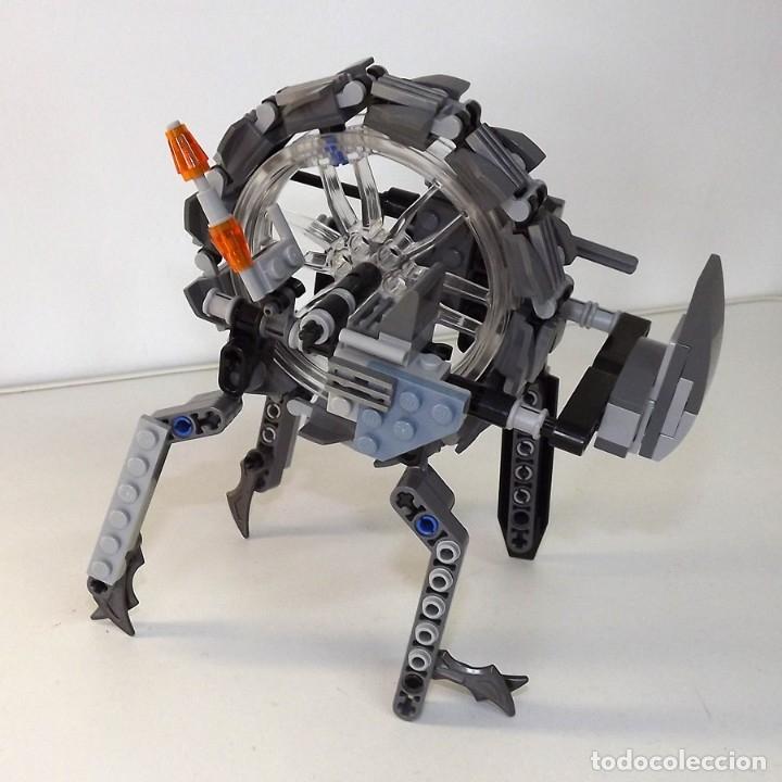 STAR WARS, GENERAL GRIEVOUS WHEEL BIKE DE LEGO (Juguetes - Figuras de Acción - Star Wars)