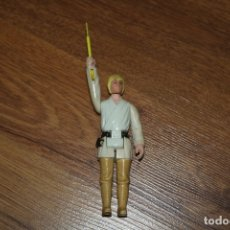 Figura acción Star Wars Kenner Luke farmboy 1977 sable repro Hong Kong GMFGI vintage
