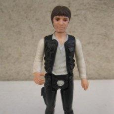 Figuras y Muñecos Star Wars: HAN SOLO - STAR WARS - FIGURA ARTICULADA - GMFGI - HONG KONG - AÑO 1977.. Lote 113932671