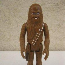 Figuras y Muñecos Star Wars: CHEWBACCA - STAR WARS - FIGURA ARTICULADA - GMFGI - HONG KONG - AÑO 1977.. Lote 113932991