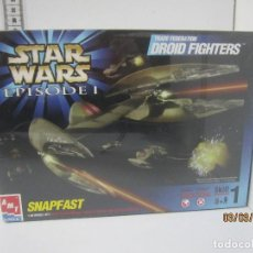 Figuras y Muñecos Star Wars: STAR WARS DROID FIGHTERS. Lote 113986147