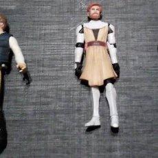Figuras y Muñecos Star Wars: STAR WARS LOTE FIGURAS DE ACCIÓN DE UNOS 9 CM. Lote 96864103