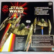 Figuras y Muñecos Star Wars: STAR WARS # TRADE FEDERATION DROID STARFIGHTER # EPISODIO 1 - NUEVO EN SU CAJA ORIGINAL DE HASBRO.. Lote 114458871