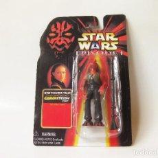 Figuras y Muñecos Star Wars: FIGURA STAR WARS EN BLISTER DE JAR JAR BINKS - EPISODIO 1 - EP. I - MADE IN CHINA - FALSA - BOOTLEG. Lote 114645163