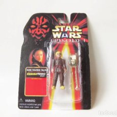 Figuras y Muñecos Star Wars: FIGURA STAR WARS EN BLISTER DE ANAKIN - EPISODE I - EPISODIO 1 - MADE IN CHINA - FALSA - BOOTLEG. Lote 114645515