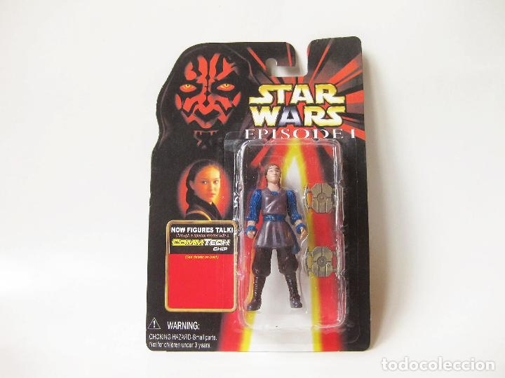 FIGURA STAR WARS EN BLISTER DE PADME NABE - EPISODE I - EPISODIO 1 - MADE IN CHINA - FALSA - BOOTLEG (Juguetes - Figuras de Acción - Star Wars)
