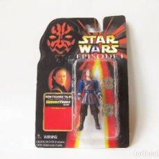 Figuras y Muñecos Star Wars: FIGURA STAR WARS EN BLISTER DE PADME NABE - EPISODE I - EPISODIO 1 - MADE IN CHINA - FALSA - BOOTLEG. Lote 114645663