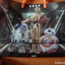 Figuras y Muñecos Star Wars: BOLSA - STAR WARS - 3-CPO - R2D2. Lote 114673455