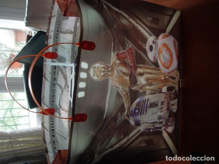 Figuras y Muñecos Star Wars: BOLSA - STAR WARS - 3-CPO - R2D2 - Foto 2 - 114673455